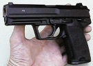 Heckler + Koch USP Blowback 6 mm Gas-Softairpistole