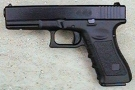 G17 Blow-Back 6 mm Gas-Softairpistole